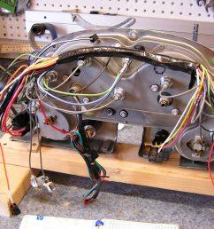 1963 corvette wiring schematic [ 1024 x 768 Pixel ]