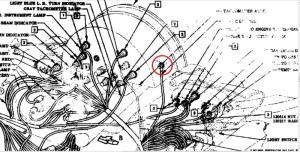 removing instrument cluster on my 59?  CorvetteForum