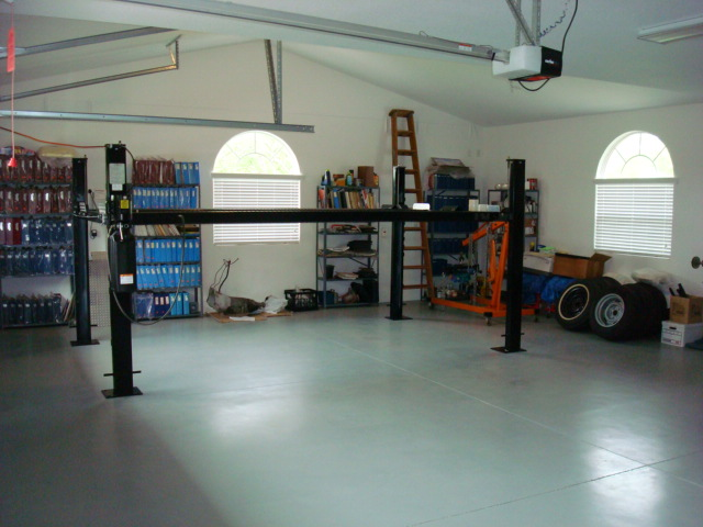 Garage Door Opener and High Lift Questions