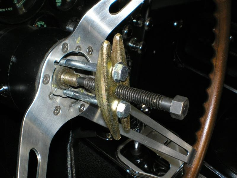 Steering Wheel Diagram For A 1963 Corvette
