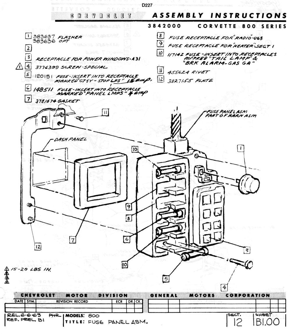 medium resolution of  47884541d1431359333 power and ground near hi beam switch faq assembly manual fuses 1 67 nova fuse box wiring