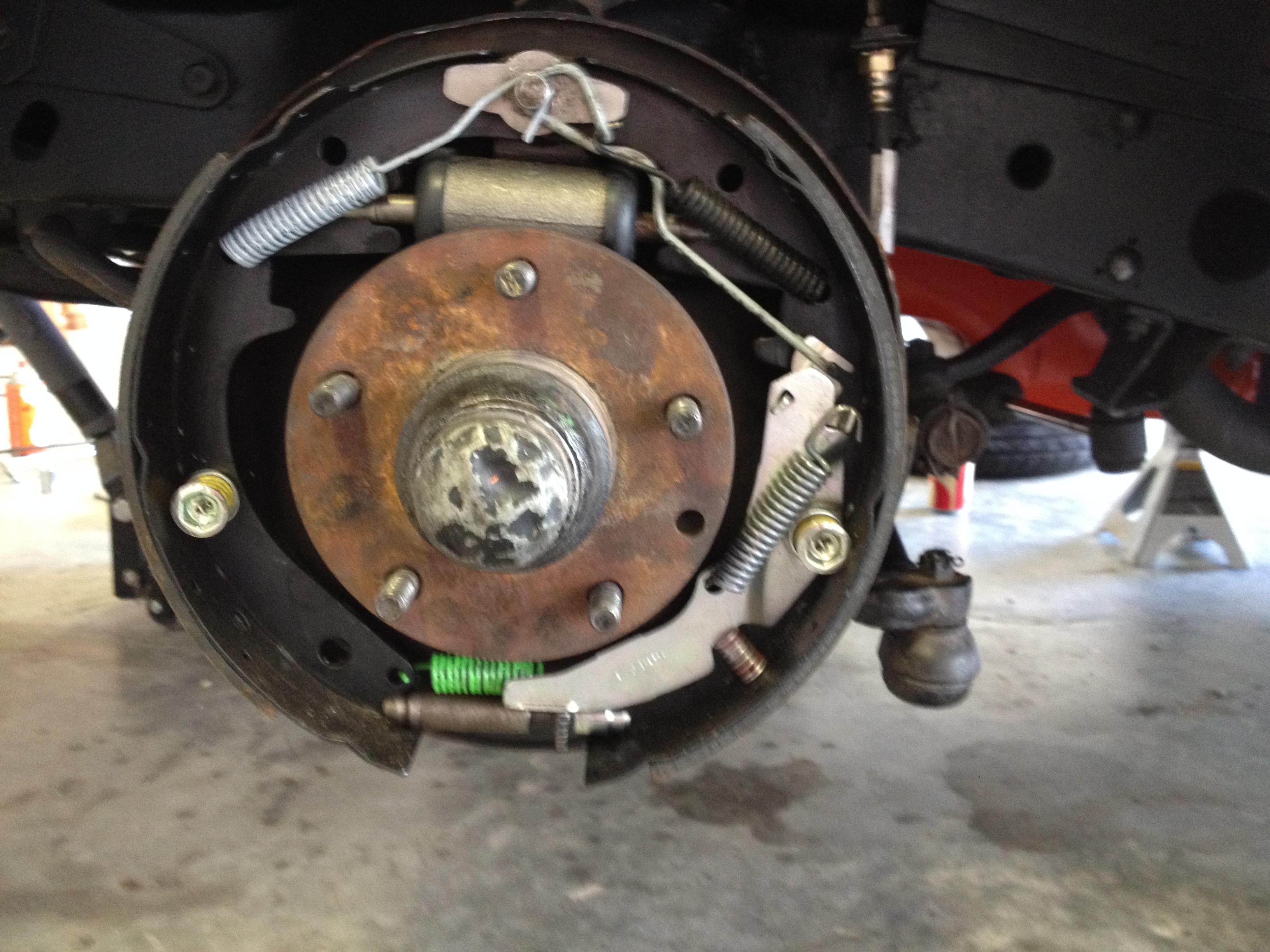 chevy drum brakes diagram warn winch bolt pattern overhauling front on a 64 corvetteforum