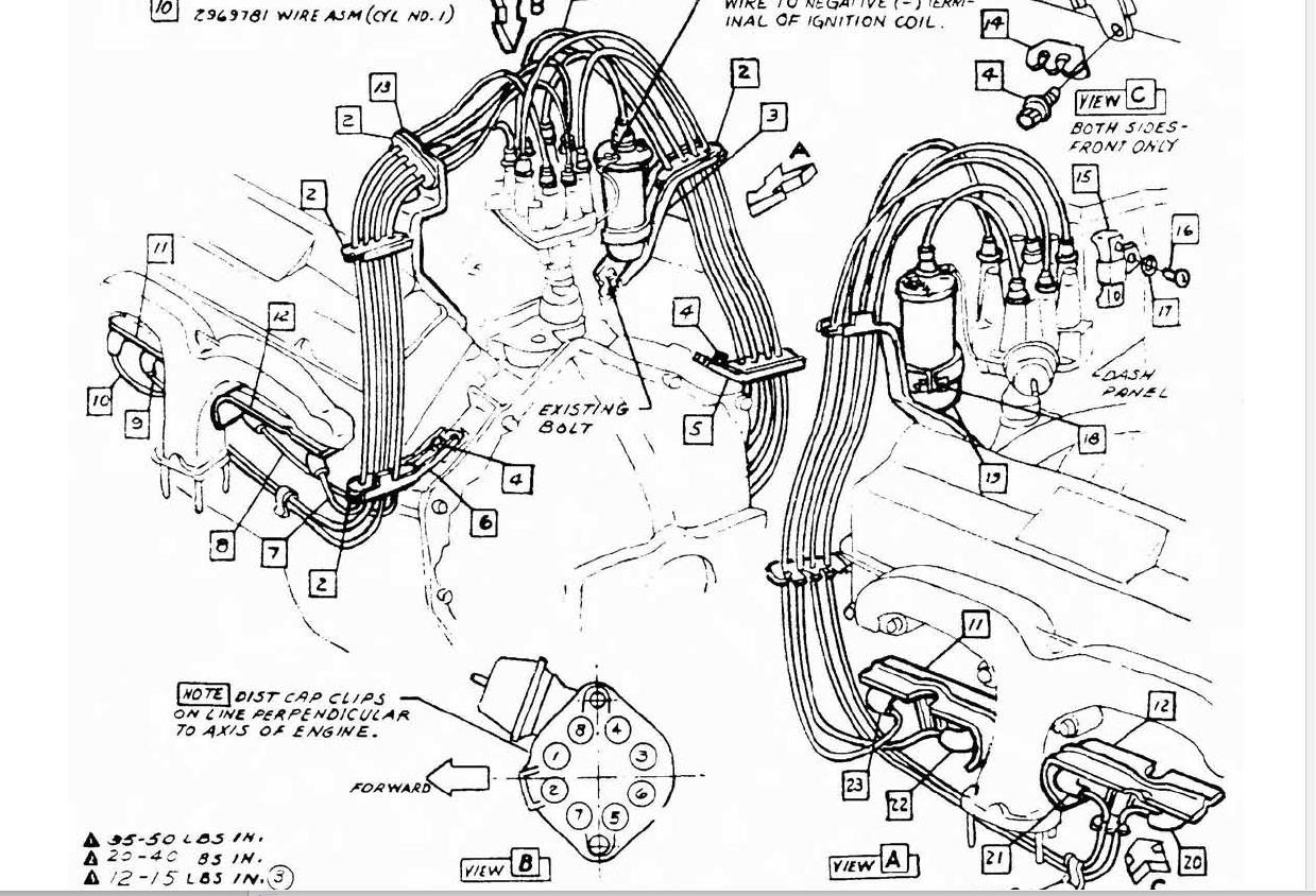 Wiring Diagram Corvette C3