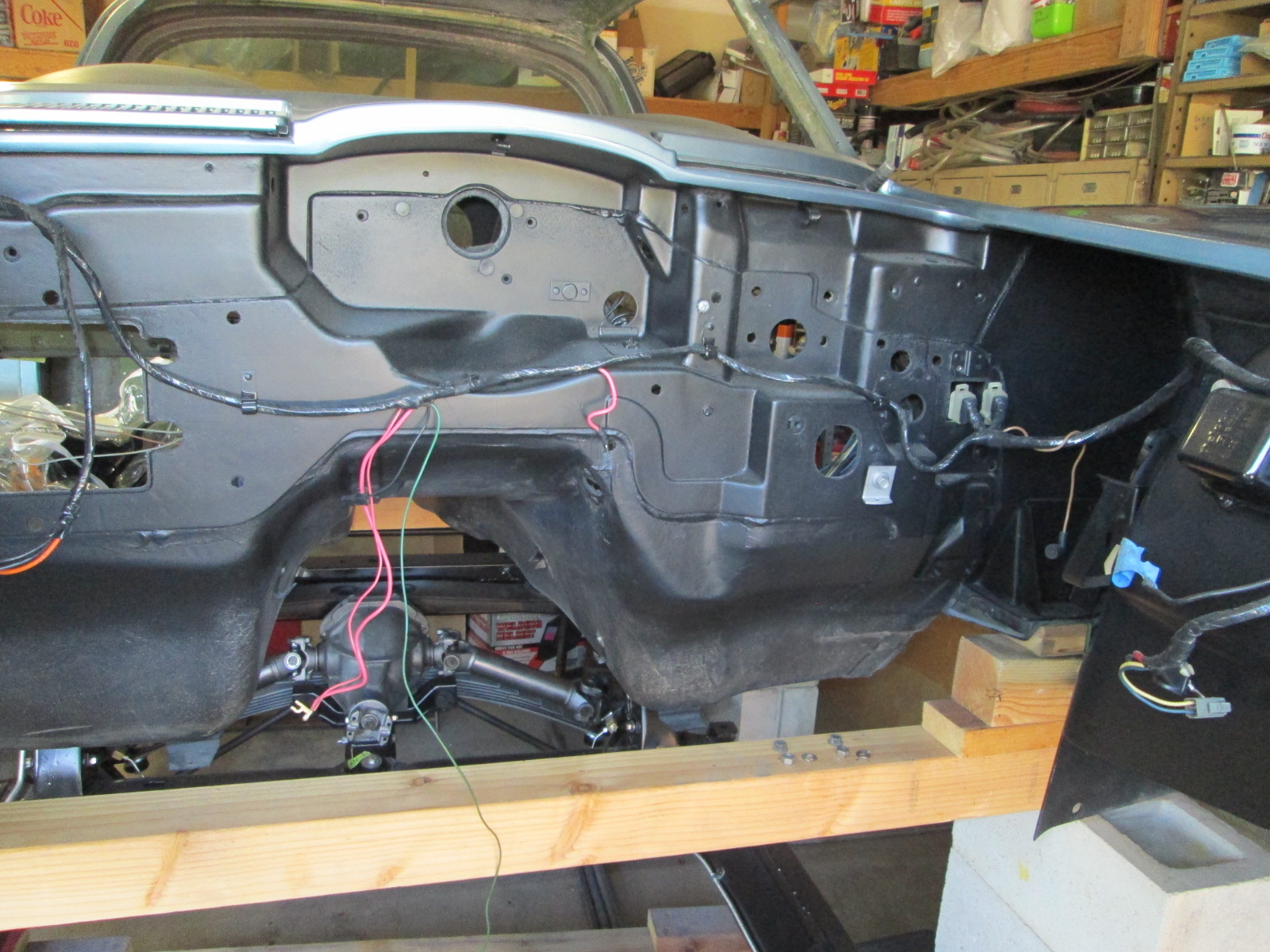 hight resolution of 67 wire harness routing question corvetteforum chevrolet1966 corvette engine wiring 1