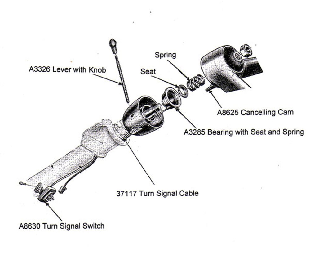 medium resolution of 1960 corvette steering column diagram wiring circuit u2022 jeep steering column diagram 1978 gm steering