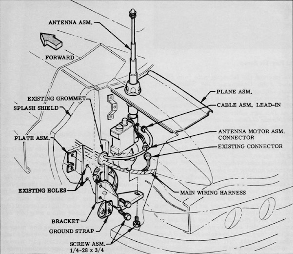 [DIAGRAM] C4 Corvette Power Antenna Wiring Diagram FULL