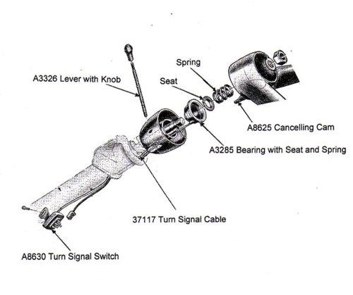 small resolution of  1974 1963 nova turn signal schaltplang auto electrical wiring diagram taillight wiring diagram nova on 1974