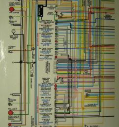 1970 corvette wiring diagram [ 932 x 1261 Pixel ]