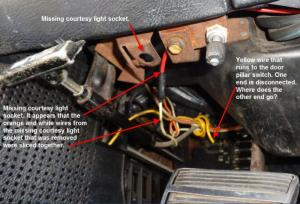 Wiring issues with my newly acquired 1971  CorvetteForum  Chevrolet Corvette Forum Discussion