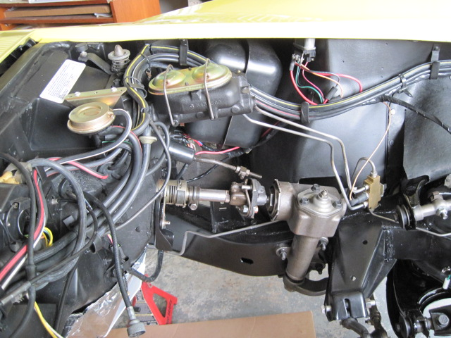 1968 Corvette Engine Wiring Harness