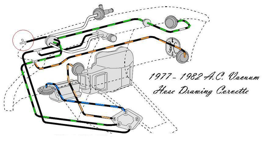 C3 Corvette Ac Heater Duct Diagram, C3, Free Engine Image