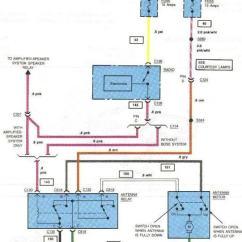 Electric Antenna Wiring Diagram Titanic Boat 1981 Power Corvetteforum Chevrolet Corvette Forum Discussion Attached Images