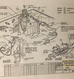 1972 c3 wiring diagram wiring diagrams 1972 corvette air conditioning wiring diagram [ 2723 x 2047 Pixel ]