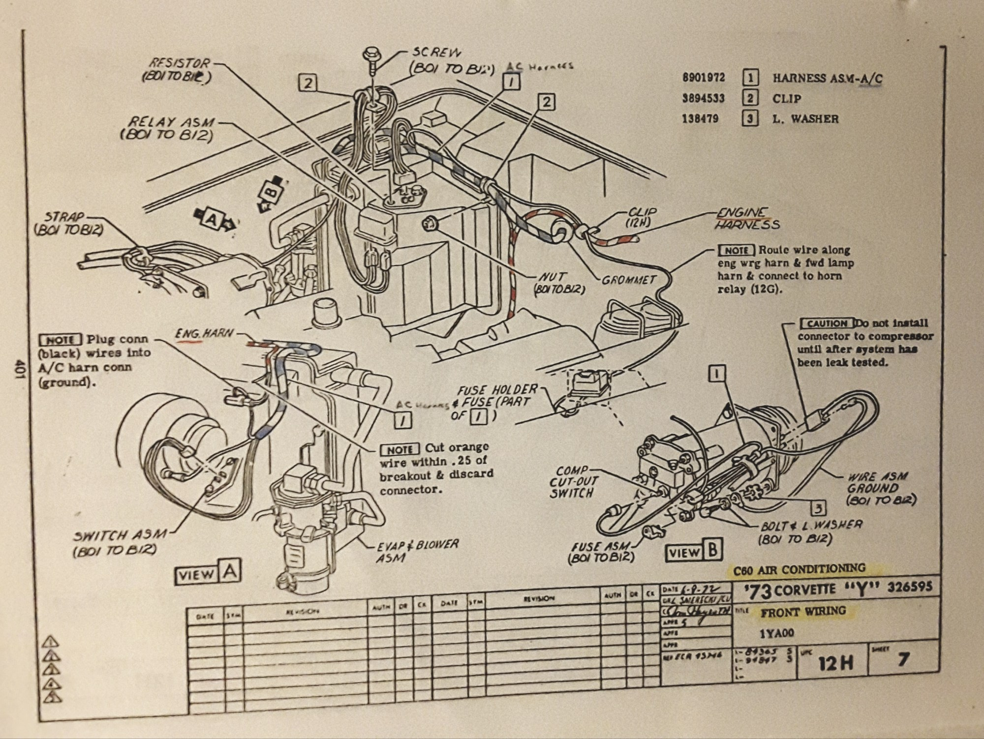 hight resolution of 1972 corvette air conditioning wiring diagram wiring diagram1972 c3 wiring diagram wiring diagrams 1972 corvette air