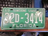 Antique Plates in Florida