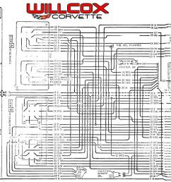 1974 corvette engine wiring wiring diagrams konsult 1974 corvette 350 engine diagram [ 2500 x 918 Pixel ]
