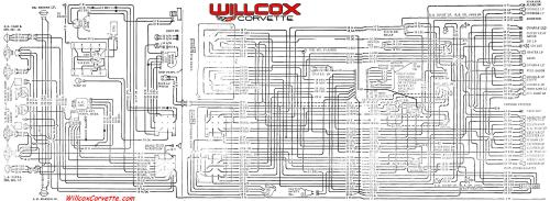 small resolution of 1964 corvette fuse box wiring wiring diagram pass 1964 corvette radio wiring diagram 1964 corvette starter