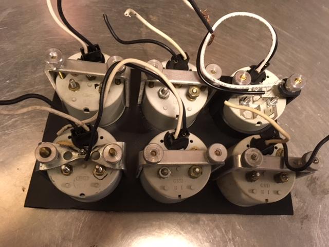 Autometer Gauges Wiring