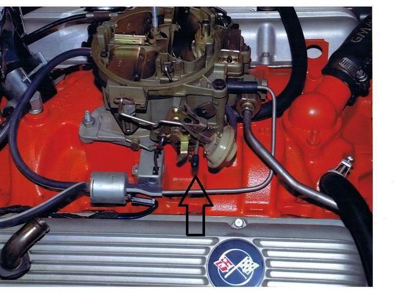 Carburetor Rochester 1979 Chevy Truck Carburetor Circuit Diagrams