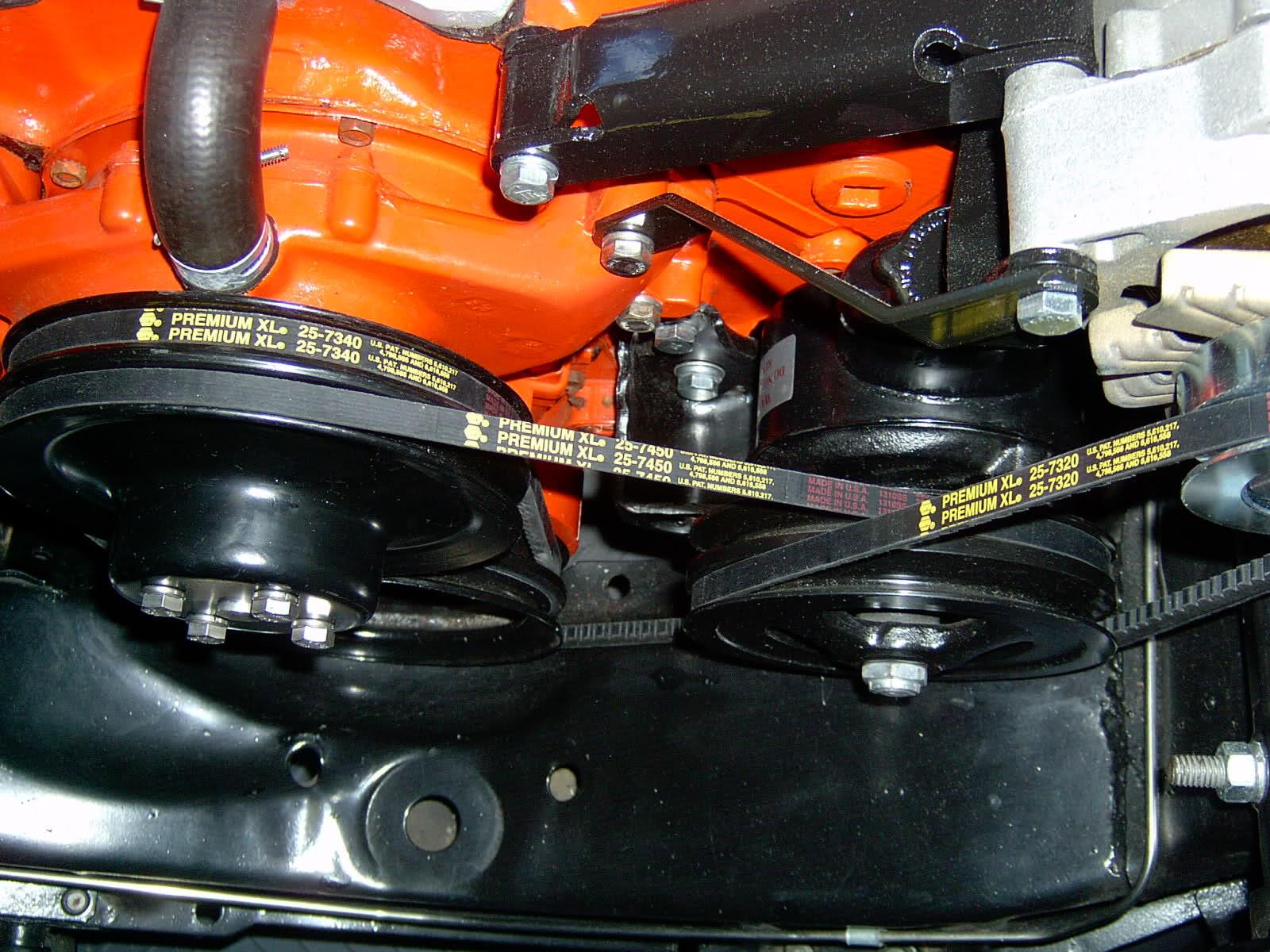 hight resolution of belt numbers or sizes for 1969 427 390hp big block corvette 1969 corvette 427 belt diagram 1969 corvette 427 belt diagram