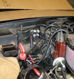 focus electric cooling fans on the cheep corvetteforum chevrolet 1968 corvette wiring schematic c3 corvette wiring diagram for electric fans [ 1024 x 768 Pixel ]