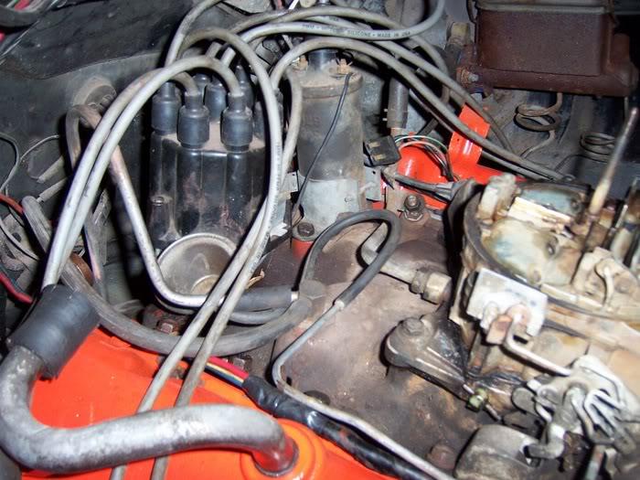 1974 Pontiac 350 Vacuum Diagram