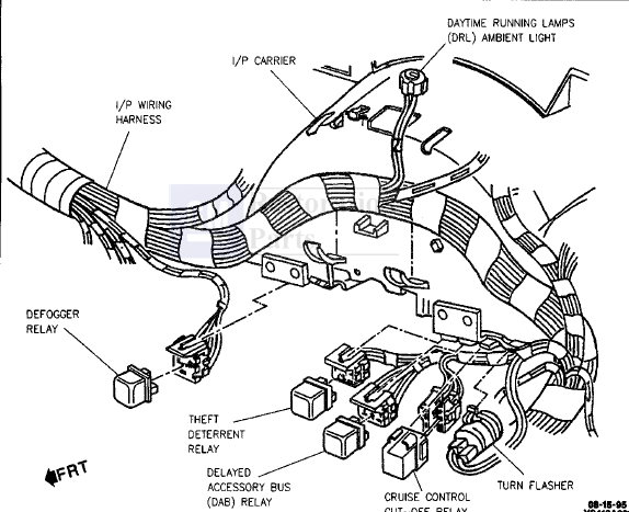 Cadillac Dts Speaker Diagram 2008 Cadillac STS Subwoofer