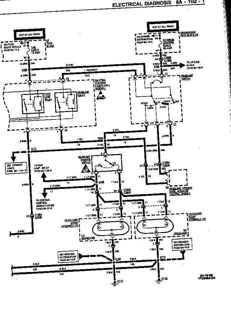 Polaris 2004 600 Twin Wiring Diagram