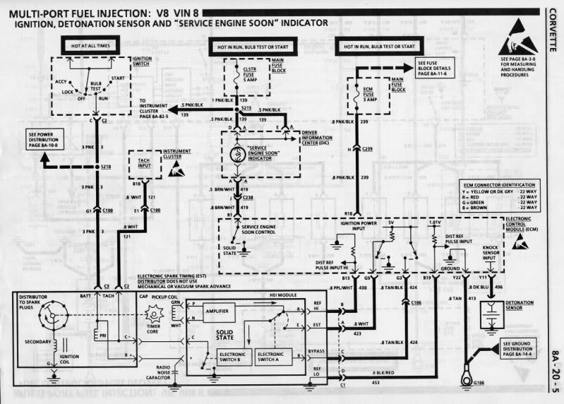 Msd Wire Diagram Test. Wiring. Wiring Diagrams Instructions