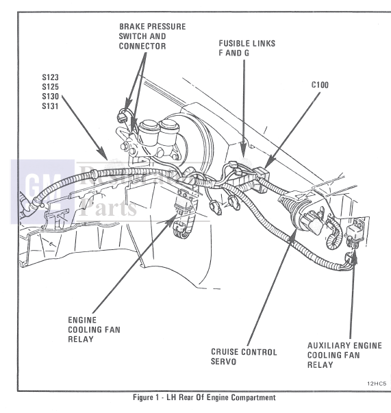 C4 Corvette Radio Wiring Diagram Com