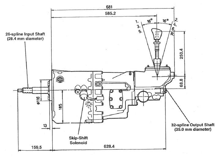 Zf Transmission 6 Speed