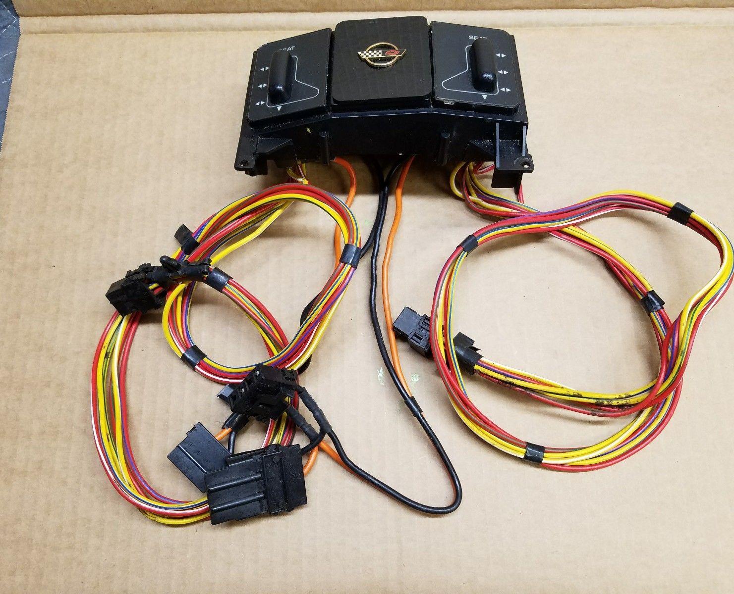 hight resolution of power seat wiring diagram 94 96 corvetteforum chevrolet c4 corvette power seat wiring diagram