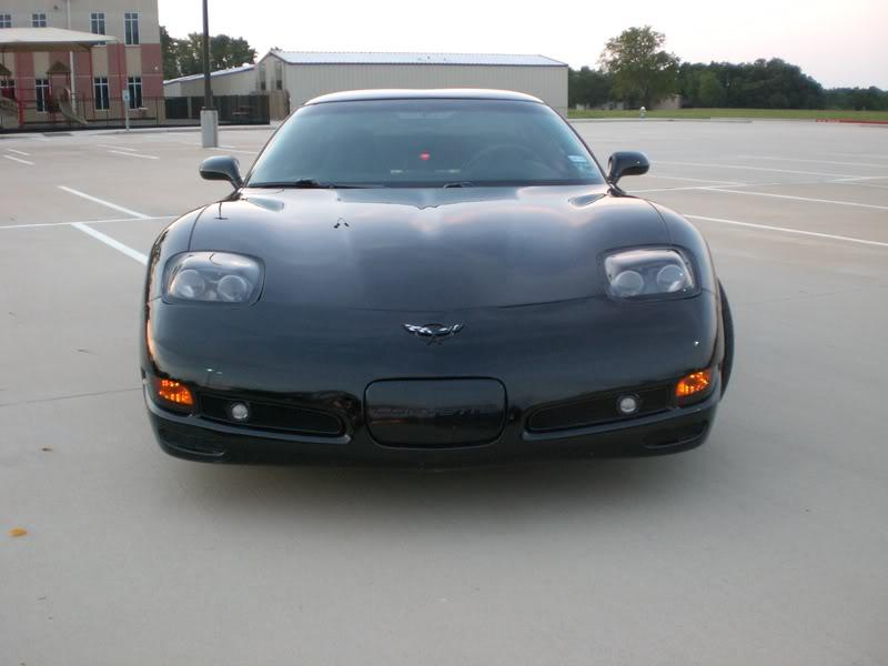 2008 Lens Corvette Headlight