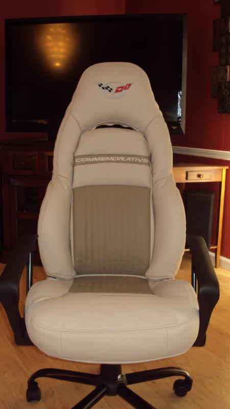VetteNuts Corvette Office Chair  CorvetteForum
