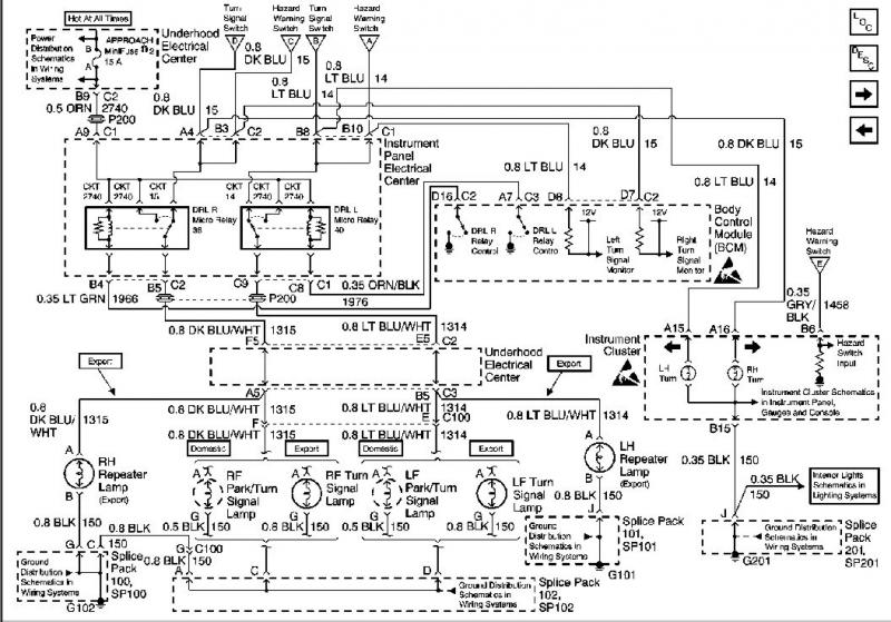 1991 fuse diagram corvetteforum chevrolet corvette forum