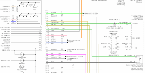 oil temp sensor wire diagram  CorvetteForum  Chevrolet