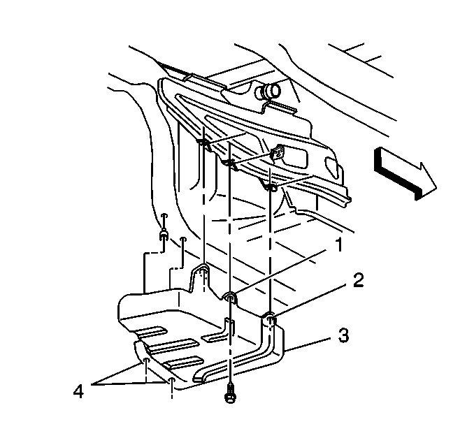 corvette fuel filter regulator failure