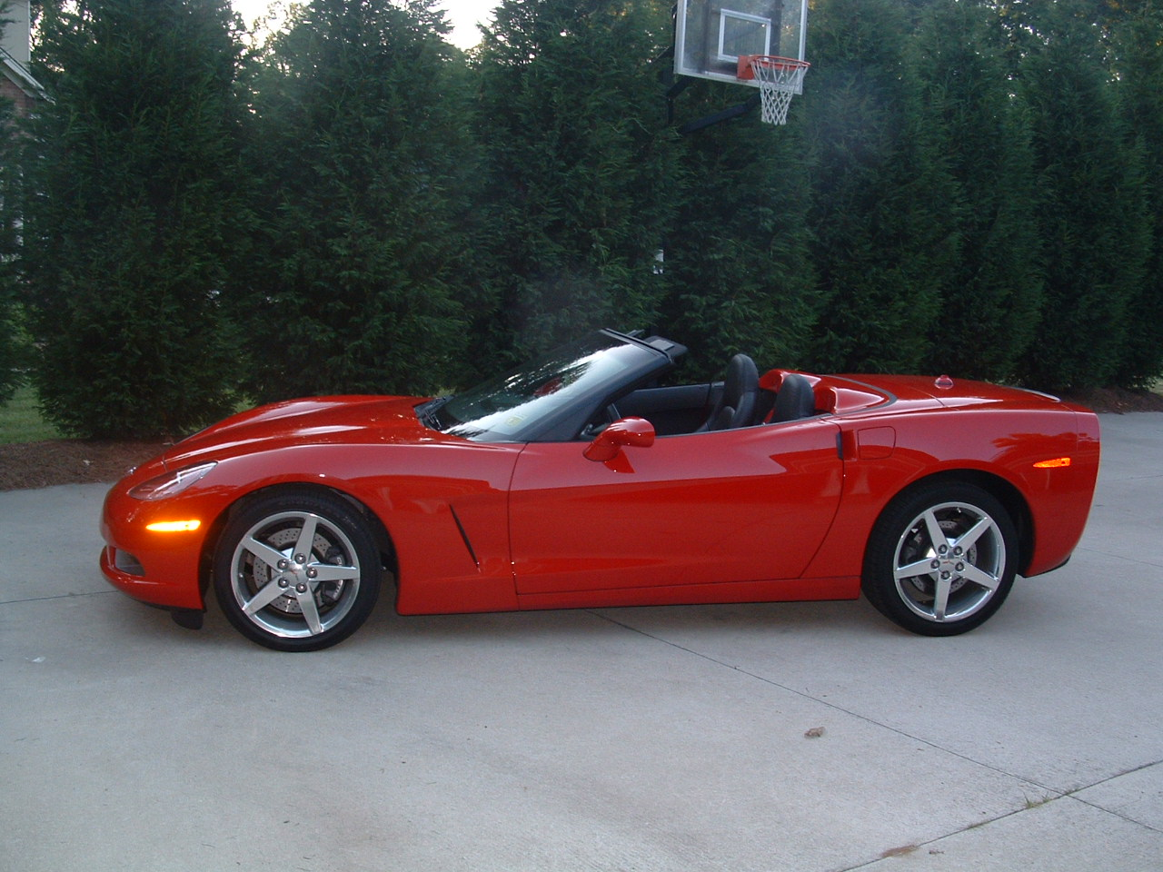 Torch red vs Victory red CorvetteForum Chevrolet
