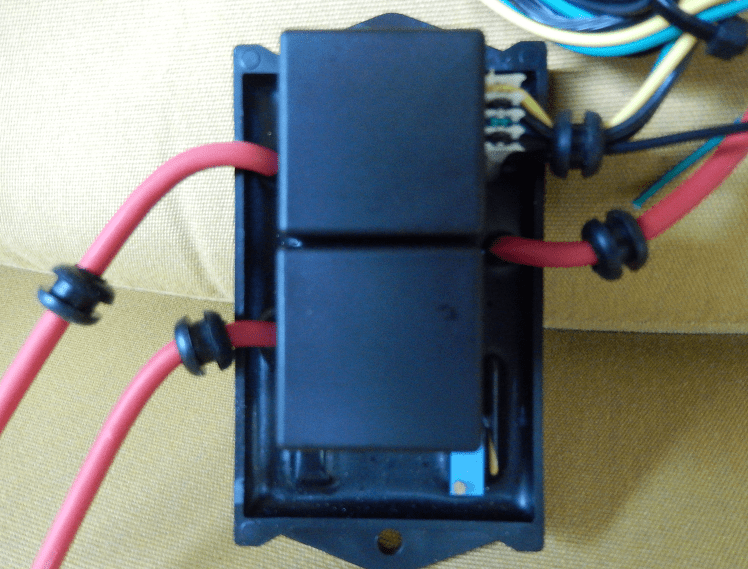 Wiring Potentiometer