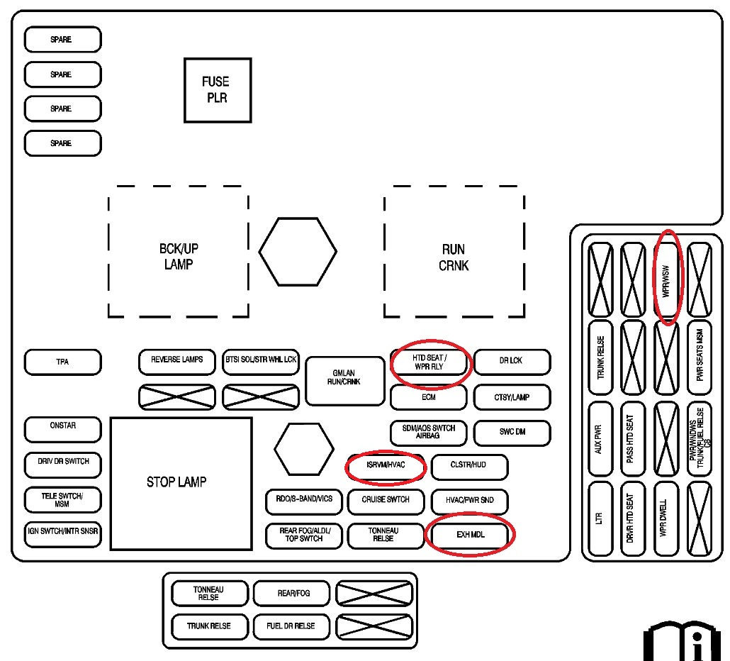 2008 nissan altima 2.5 fuse box diagram