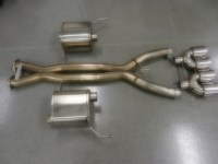 FS: Corsa Exhaust and Double X Pipe