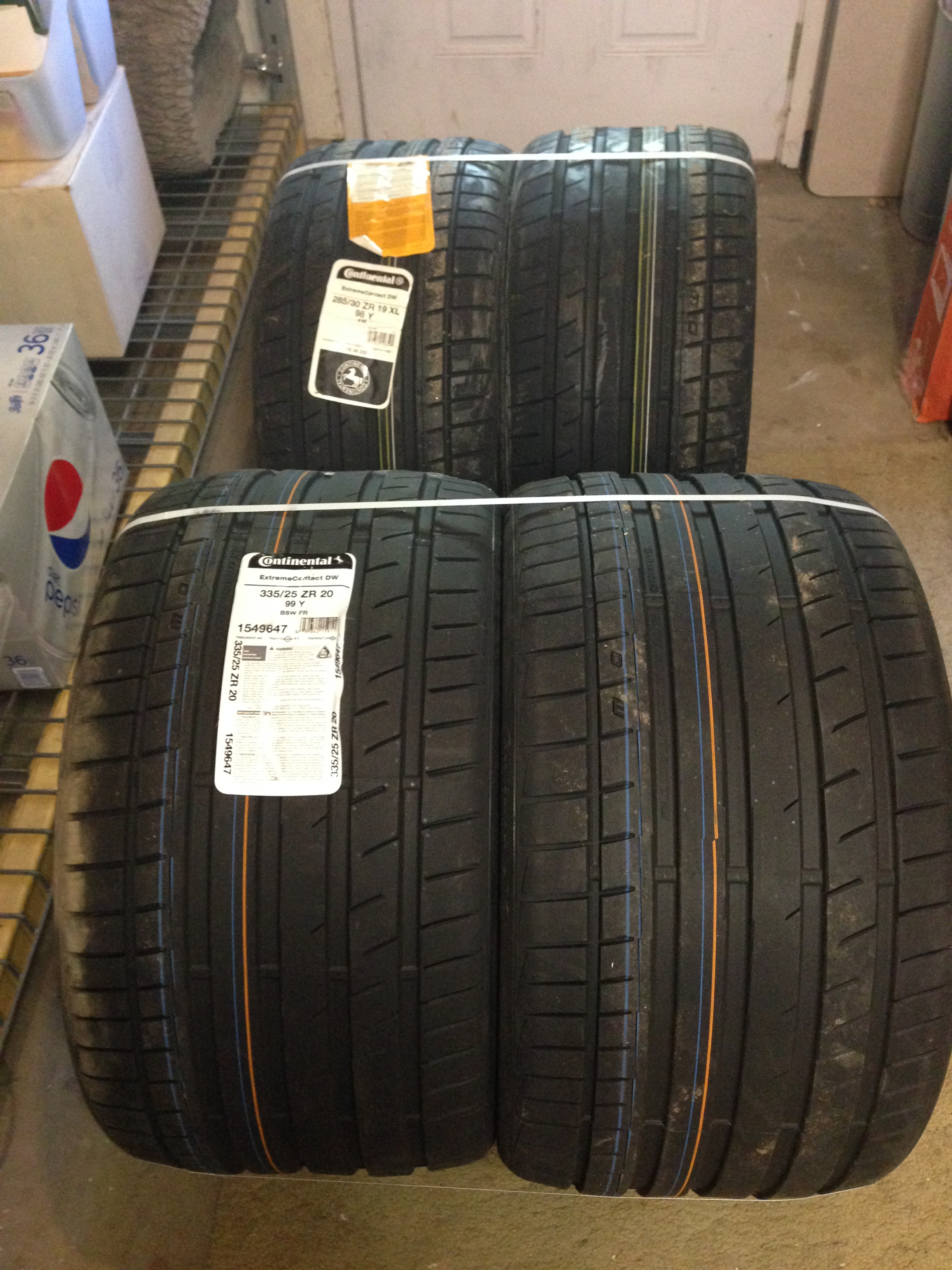 what s the cheapest route to ship tires