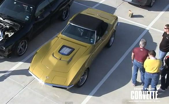 1971 Corvette LS9 Engine Swap