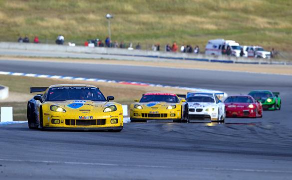 Corvette Racing at Laguna Seca: Riding the Roller Coaster