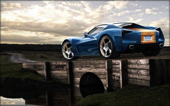 Popular mechanics Searches Detroit for C7 Corvette Clues