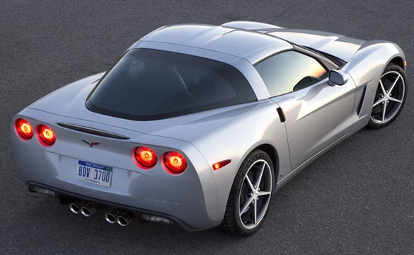 GM Recalling 6,006 Corvette Coupes for Rear Hatch Issue