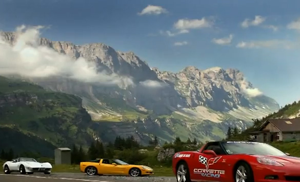 [VIDEO] European Vacation Corvette Style' Tribute