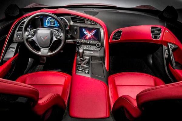 Corvette Cockpit
