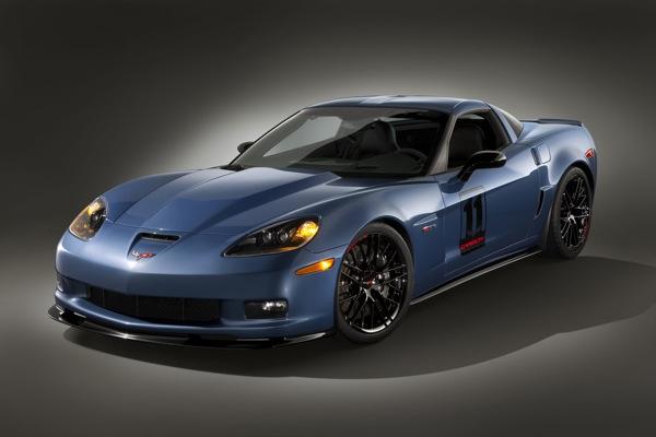 Corvette Z06 Carbon