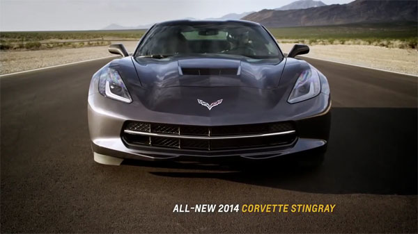 2014 Chevrolet Corvette Stingray Home